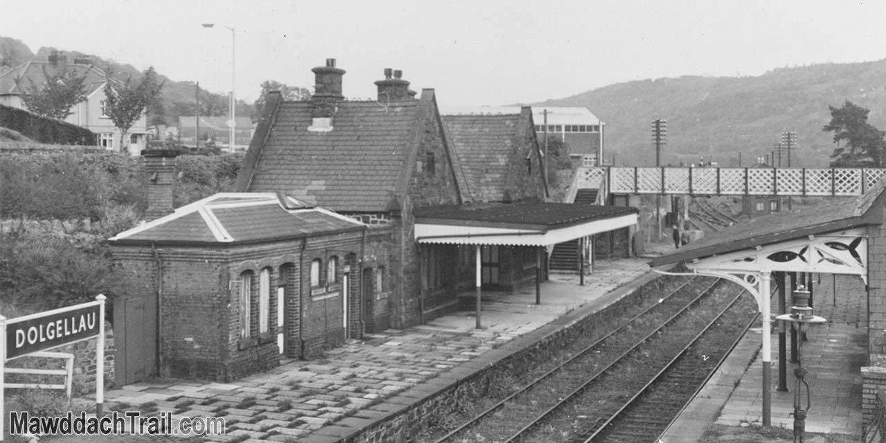 Dolgellau Railway Station