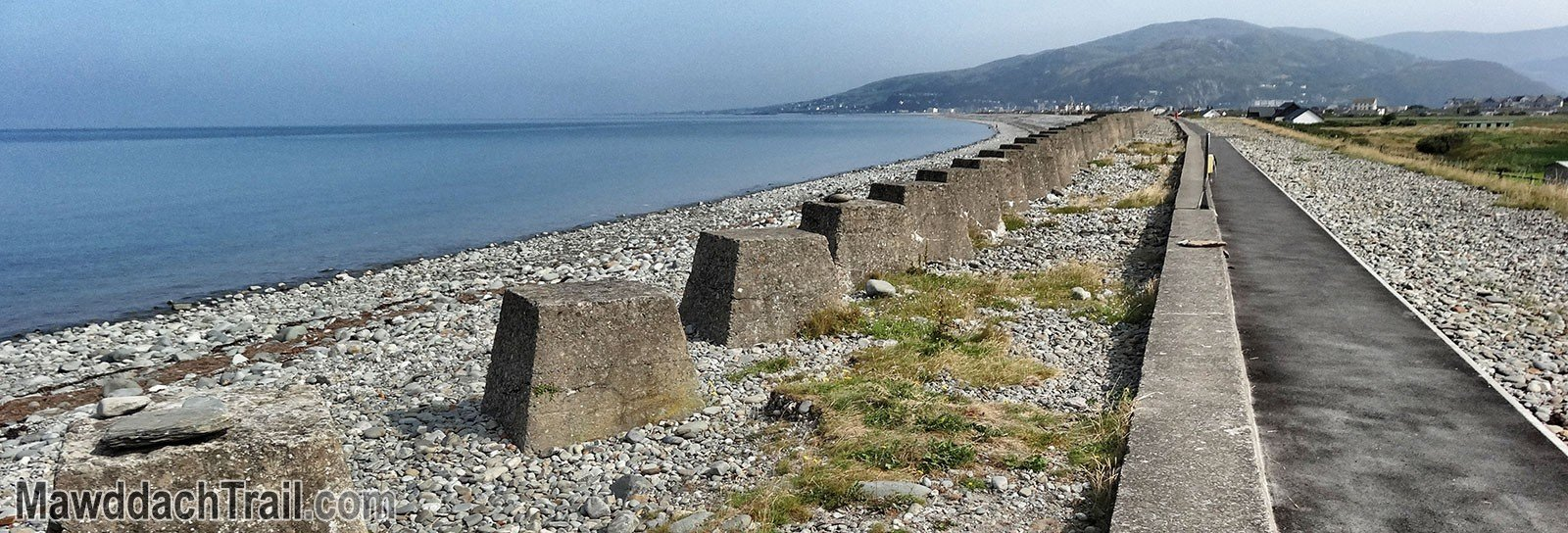 Anti-Tank Block at Fairbourne