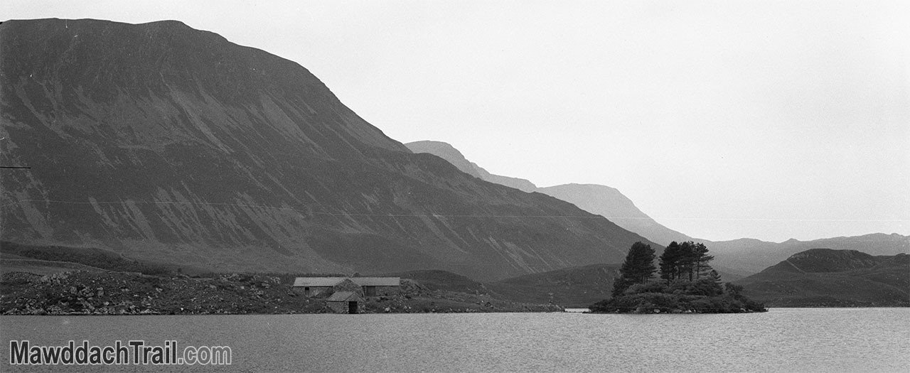 Cregennen Lakes in the 1930s